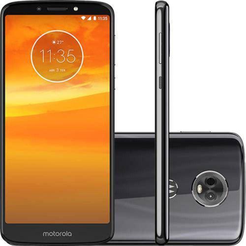 Smartphone Motorola Moto E5 Plus Dual Chip Android Oreo - 8.0 Tela 6.0 jhh5d3g898