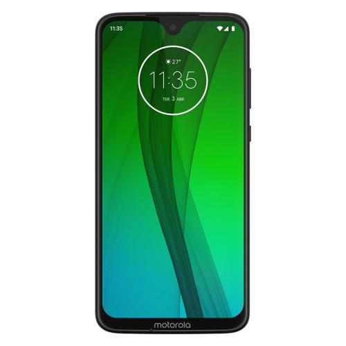 Smartphone Motorola XT1962 - 4 Moto G7 64GB Android Pie - 9.0 Dual Chip ja3631g2ch
