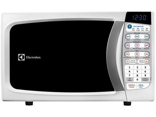 Forno Microondas Electrolux MTD30 20 Litros Branco 110V