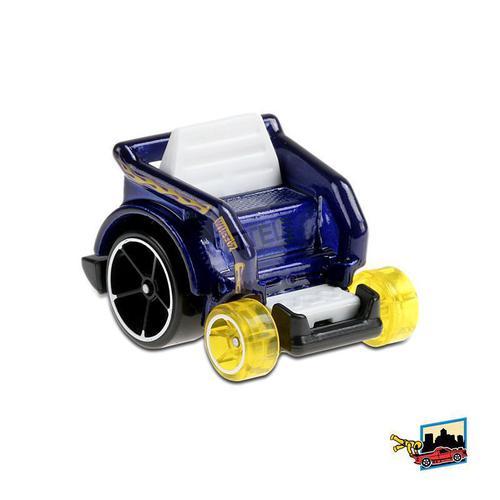 Wheelie Chair Azul - Cadeira de Rodas - Aaron wheelz Fotheringham 22 -