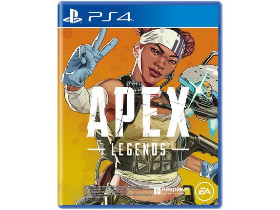 Jogo Apex Legends - Ed Lifeline - Playstation 4 - Fast Travel Games