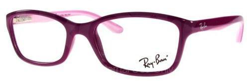 5c6d2d452 Armação De Óculos Feminino Infantil Ray-ban Rb 1539l 3612 - Armação ...