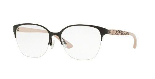 f80a0c926 Armação Óculos De Grau Feminino Grazi Massafera Gz1012 F693 - Óptica ...
