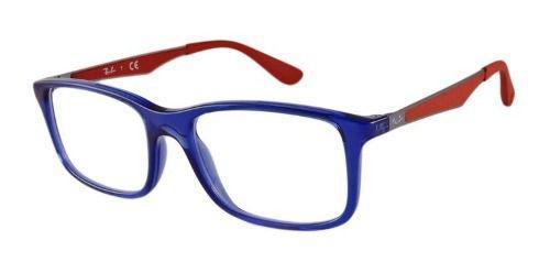 6211fd9d6 Armação Óculos De Grau Infantil Ray-ban Rb 1570 3721 - - - Magazine ...