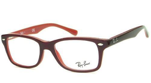 032dea7c0 Armação Óculos De Grau Infantil Ray-ban Rb1531 3592 - Óculos de Grau ...