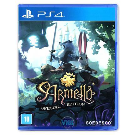 Jogo Armello - Deluxe Edition - Playstation 4 - Soedesco