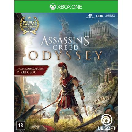 Jogo Assassin's Creed Odyssey - Xbox One - Ubisoft