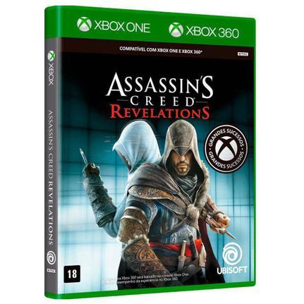 Jogo Assassin's Creed Revelations - Xbox One - Ubisoft
