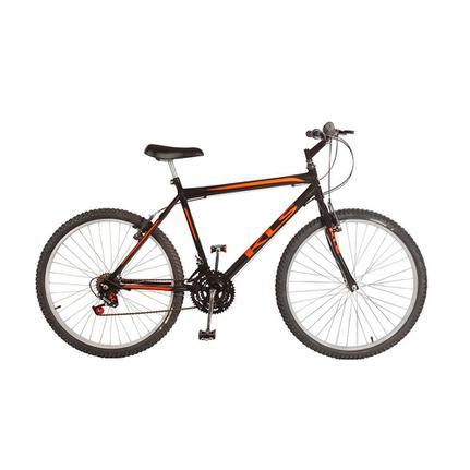 Bicicleta Kls Sport Gold Aro 29 Rígida 21 Marchas - Laranja/preto