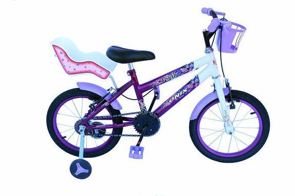 Bicicleta Onix Sollara Aro 20 Rígida 1 Marcha - Violeta