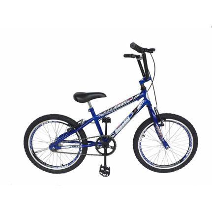 Bicicleta Depedal Bikes Dpdcross Aro 20 Rígida 1 Marcha - Azul