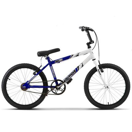 Bicicleta Ultra Bikes Pro Tork Ultra Aro 20 Rígida 1 Marcha - Azul/branco