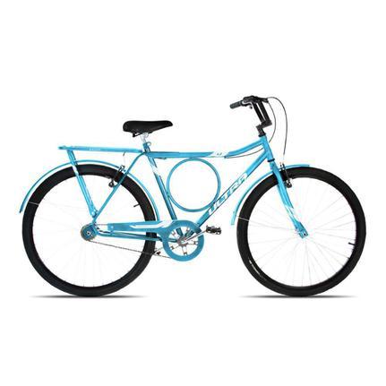 Bicicleta Ultra Bikes Pro Tork Aro 26 Rígida 18 Marchas - Azul