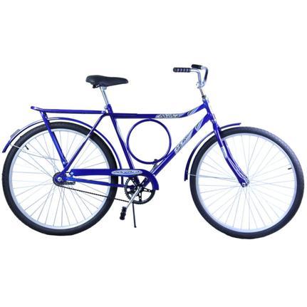 Bicicleta Dalannio Bike Potenza Aro 26 Rígida 1 Marcha - Azul