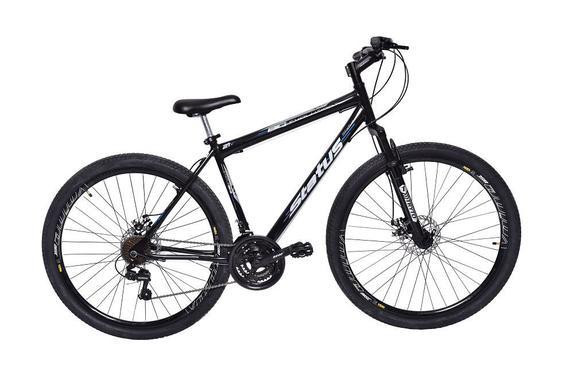Bicicleta Status Bike Evolution Aro 29 Rígida 21 Marchas - Preto