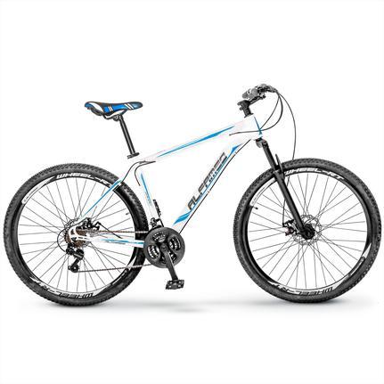 Bicicleta Alfameq Zahav T21 Aro 29 Susp. Dianteira 27 Marchas - Preto