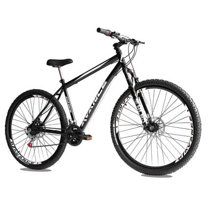 Bicicleta Avance Bike Aro 29 Susp. Dianteira 21 Marchas - Preto