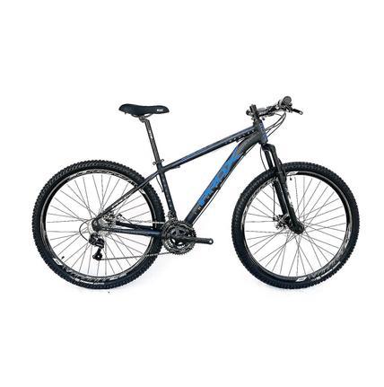Bicicleta Pro X Predador Aro 26 Susp. Dianteira 21 Marchas - Azul/preto