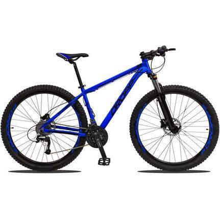 Bicicleta Dropp Z1 T15 Aro 29 Susp. Dianteira 24 Marchas - Azul