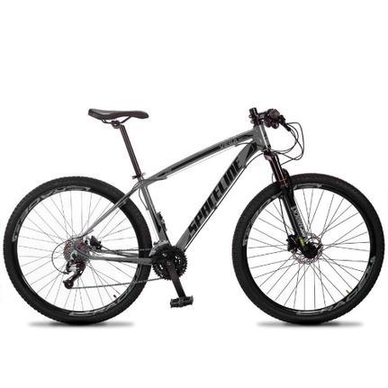 Bicicleta Spaceline Orion Disc T21 Aro 29 Susp. Dianteira 27 Marchas - Preto