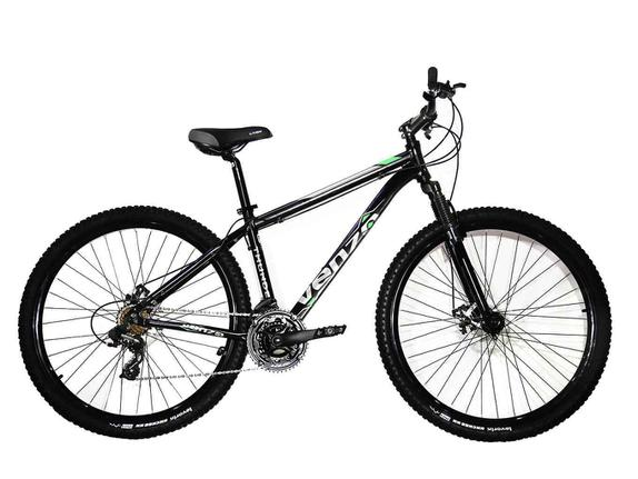 Bicicleta Venzo Bike Falcon Aro 29 Susp. Dianteira 24 Marchas - Azul/preto