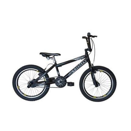 Bicicleta Athor Bike Extreme Aro 20 Rígida 1 Marcha - Preto
