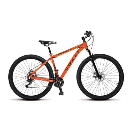Bicicleta Colli Bike 531 Aro 29 Susp. Dianteira 21 Marchas - Laranja