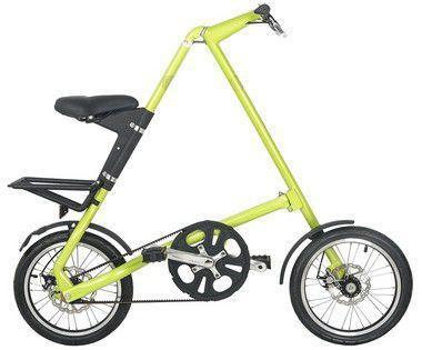 Bicicleta Igitop Cicla Aro 14 Rígida 1 Marcha - Verde