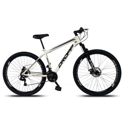 Bicicleta Dropp Sport T19 Aro 29 Susp. Dianteira 21 Marchas - Branco