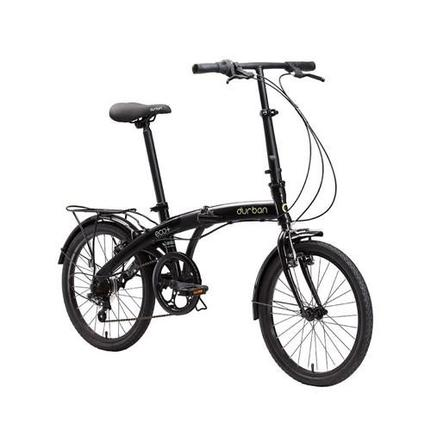 Bicicleta Nautika Eco Aro 20 Rígida 1 Marcha - Preto