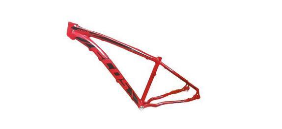 Bicicleta Ecos Onix Aro 29 Susp. Dianteira 21 Marchas - Preto/vermelho