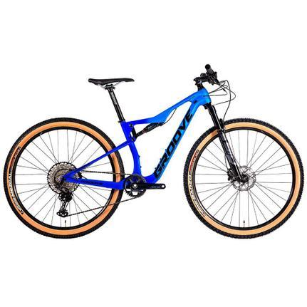 Bicicleta Groove Slap 50 Tmm Aro 29 Susp. Dianteira 22 Marchas - Vermelho