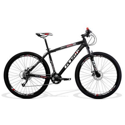 Bicicleta Gts M1 Expert 2.0 T19 Aro 29 Susp. Dianteira 27 Marchas - Preto