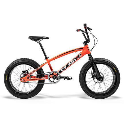 Bicicleta Gts M1 Skx Aro 20 Rígida 1 Marcha - Laranja