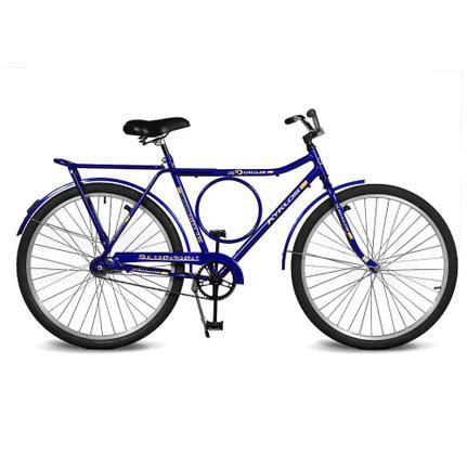 Bicicleta Kyklos Circular 5.9 Aro 26 Rígida 1 Marcha - Azul