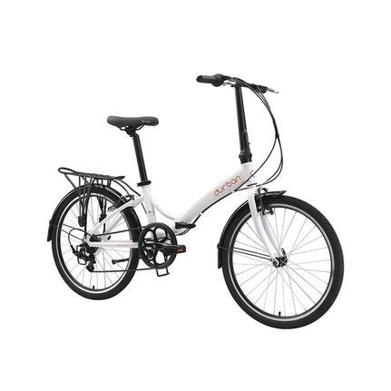 Bicicleta Durban Bike Rio Xl Aro 24 Rígida 6 Marchas - Branco