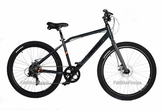 Bicicleta Elleven Bullet Aro 29 Susp. Dianteira 22 Marchas - Preto