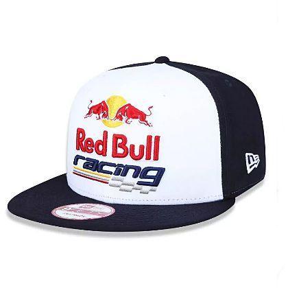 683aa8e1fc600 Boné New Era 950 Red Bull Racing Aba Reta - Boné e Chapéu de Pesca ...