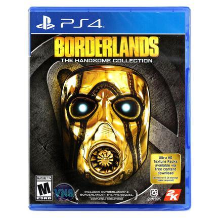 Jogo Borderlands: The Handsome Collection - Playstation 4 - 2k Games