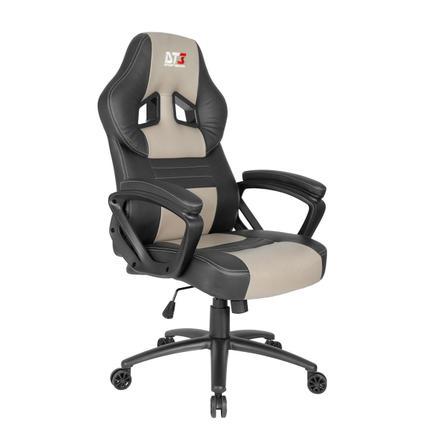 Cadeira Gamer GTS Preta E Cinza DT3Sports