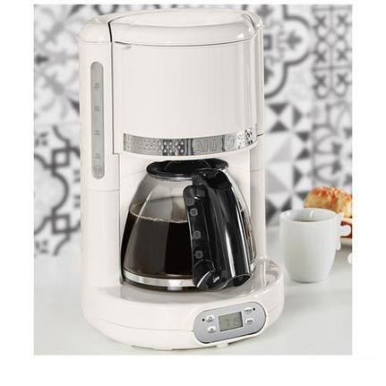 Cafeteira Elétrica Arno Soleil Marfim Branco 110v - Sfcm