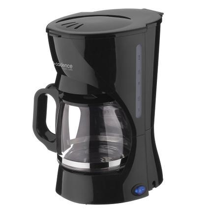 Cafeteira Elétrica Cadence Royal Preto 110v - Caf142