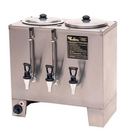 Cafeteira Industrial/comercial Monarcha Conjugada Inox 110v - M52dc