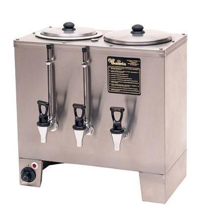 Cafeteira Industrial/comercial Monarcha Conjugada Inox 220v - M52dc