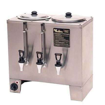 Cafeteira Industrial/comercial Monarcha Conjugada Inox 110v - M52dcl