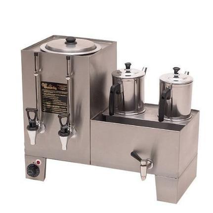 Cafeteira Industrial/comercial Monarcha Conjugada Inox 110v - M52b