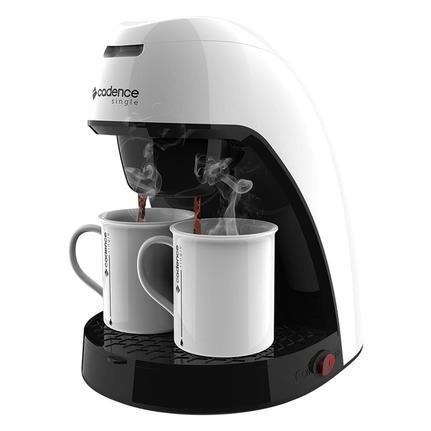 Cafeteira Elétrica Cadence Single Branco 220v - Caf110