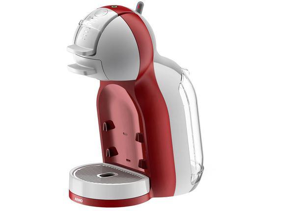 Cafeteira Expresso Arno Dolce Gusto Mini Me Vermelho 220v - Dmm6