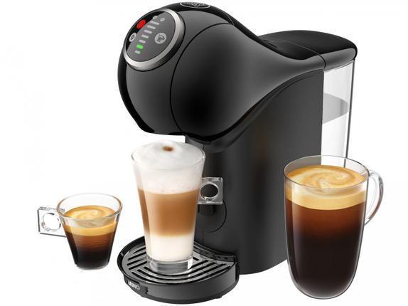 Cafeteira Expresso Arno Dolce Gusto Genio S Plus Preto 110v - Dgs2