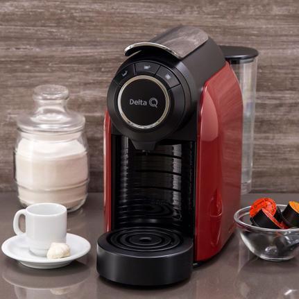 Cafeteira Expresso Delta Q Evolution Vermelho 110v